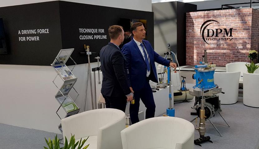 FASTRA na EXPO-GAS 2019 - Kielce, Polsko