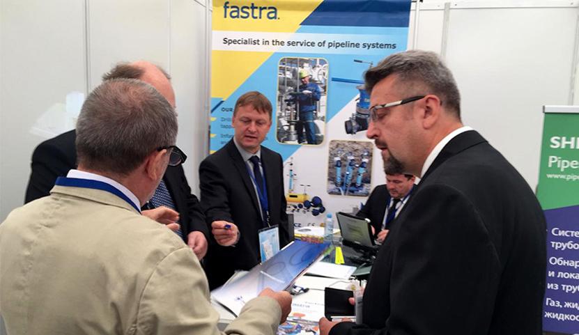 Firma FASTRA prezentovala svoje  výrobky v Kazani